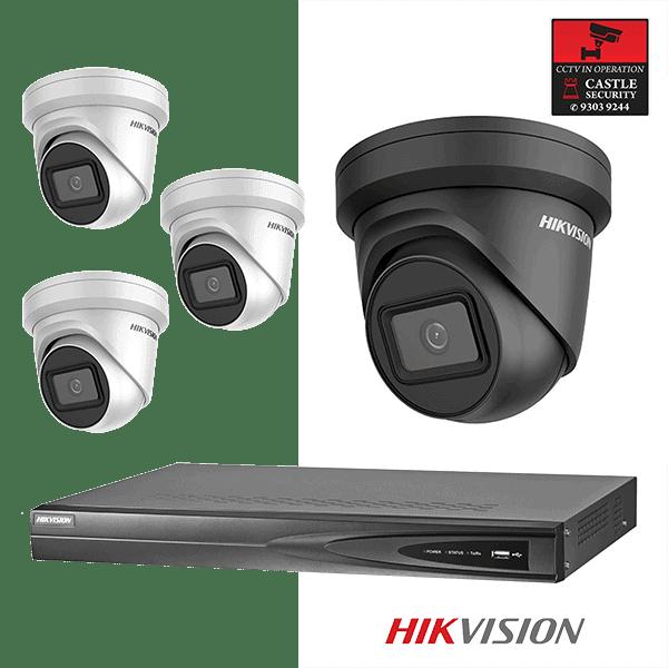 Castle Surveillance 4 - Hikvision Thumbnail