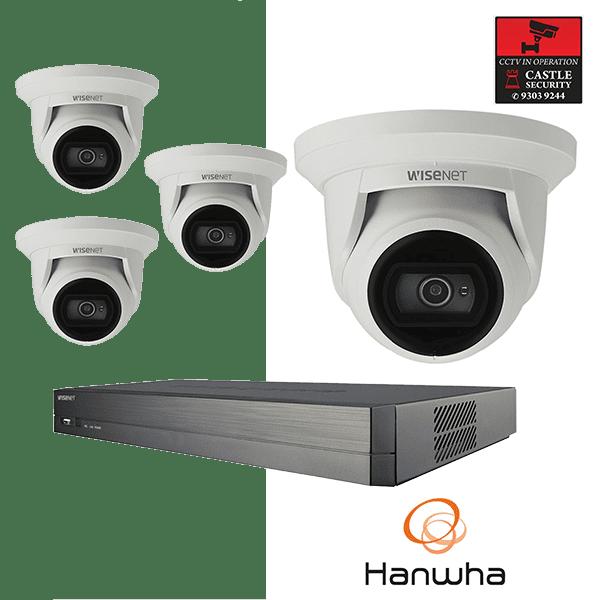 Castle Surveillance 4 - Hanwha Thumbnail