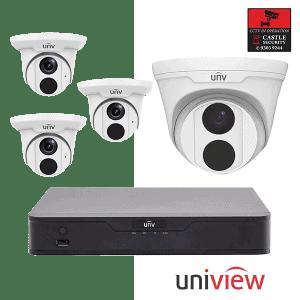 Castle Surveillance 4 - Uniview Thumbnail