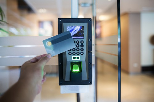 Contactless Entry & Exit