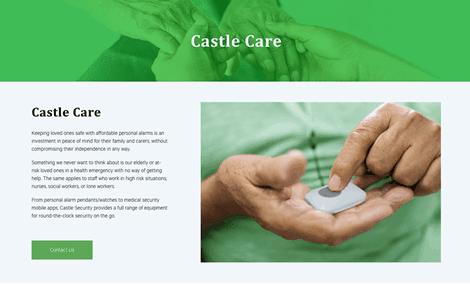 castle care