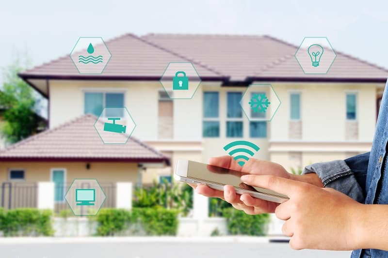 The Future of Security in the Home